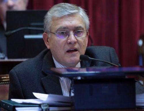El senador Pais planteó que la minería en Chubut debe definirse con un plebiscito
