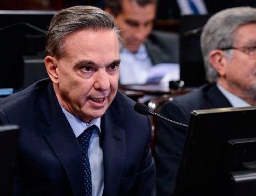 Pichetto reconoció que «fue un error» haber votado por el Memorándum con Irán