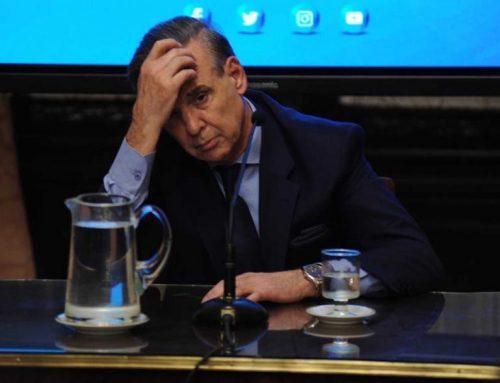 Pichetto recibe hoy a un diputado venezolano de la oposición