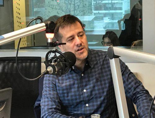 Mariano Recalde: «Lammens es el mejor candidato para la Ciudad»