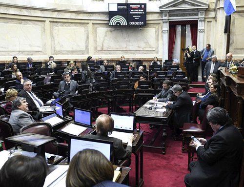 El Senado aprobó la Ley de Seguridad de Presas y Embalses