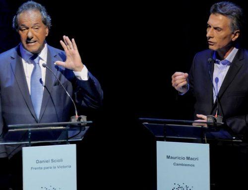 La oportunidad del debate; por Agustín Frizzera