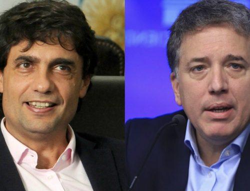 Renovación del Gabinete:  Ya no son rumores, Dujovne renunció a su cargo en el Ministerio de Hacienda y en su lugar asumirá Hernán Lacunza.