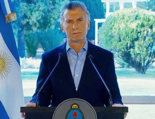 Macri anunció medidas económicas y se disculpó por sus dichos «estaba muy afectado por los resultados» de las PASO