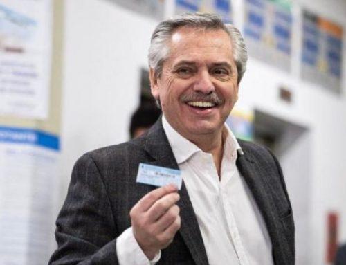 «Es como el padre nuestro que rezan los ateos antes de morir», dice Alberto Fernández sobre medidas económicas