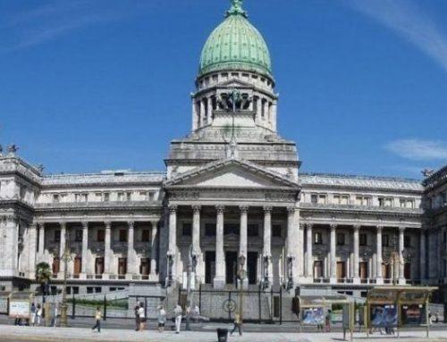Se prorroga la cuarentena en el Senado de la Nación hasta el 12 de abril