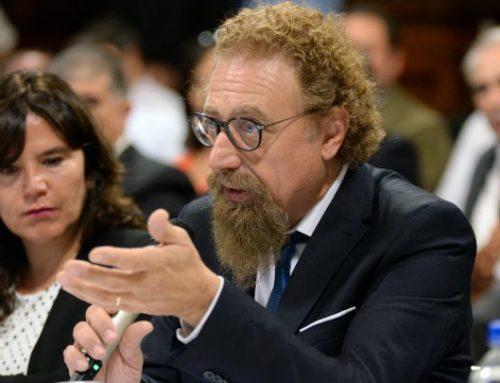 Luenzo: «El gobierno no está escuchando; ratifica este modelo de exclusión y desfinancia a las provincias»