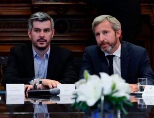 Reunión de Peña y Frigerio con la UCR de cara a la campaña de octubre