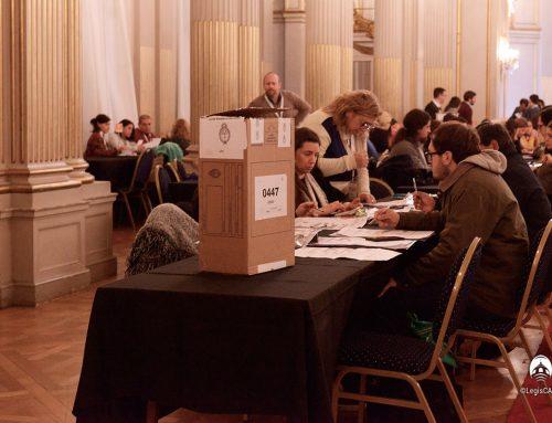 Comenzó el escrutinio definitivo en la Ciudad Autónoma de Buenos Aires