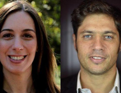 María Eugenia Vidal y Axel Kicillof ultiman detalles para relanzar sus campañas