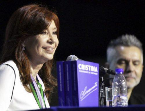 Cristina Kirchner volvió de Cuba y mañana presentará «Sinceramente» en La Matanza