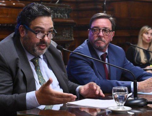 Senado: El abogado de De Vido expuso sobre el nuevo Código Penal y cuestionó la propuesta del Gobierno