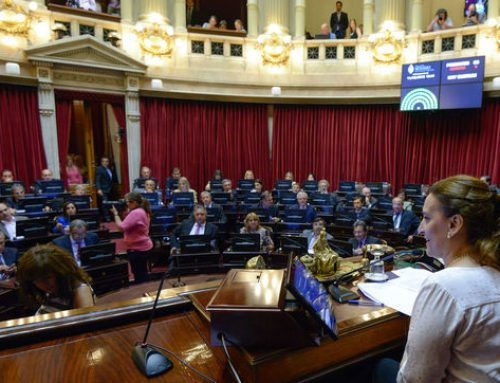 """Comparaciones: """"Cada senador en Argentina cuesta 10 veces lo que cuesta un senador en España"""""""