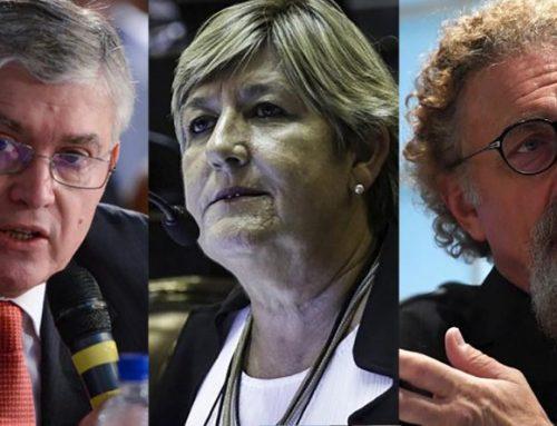 Senadores de Chubut piden más fondos de Nación para frenar crisis