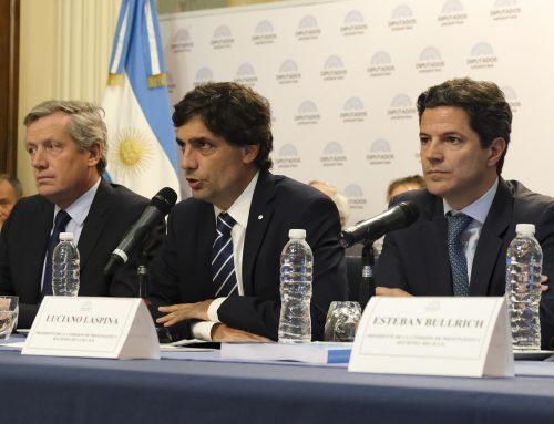 """Lacunza presentó el Presupuesto 2020 con auto-critica: """"Los resultados en cuanto al empleo y la inflación de estos cuatro años han sido inferiores a los esperados"""""""