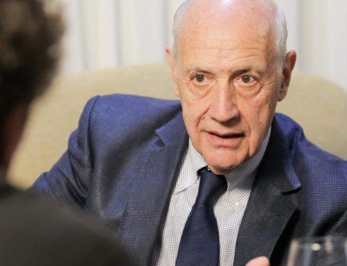 Roberto Lavagna: «Soy candidato a entrar en el balotaje»
