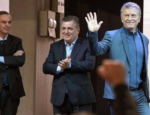 Diputado Negri: «Si Mauricio Macri pierde la elección la va a perder con el pasado, no con el futuro»