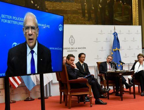 Con diputados de todos los bloques, presentaron un informe sobre el avance de la OCDE en Argentina