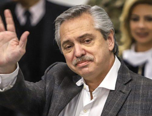 Alberto Fernández: «el país está virtualmente defaulteado»