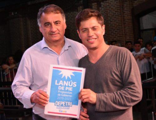 Un candidato a Indentende de Lanús del Frente de Todos hizo un video en apoyo a Maduro
