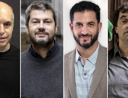 Los candidatos a jefe de Gobierno porteño debaten mañana sin repreguntas ni interrupciones