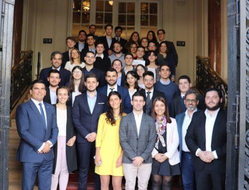 Diputados organizó un debate del debate presidencial entre estudiantes universitarios