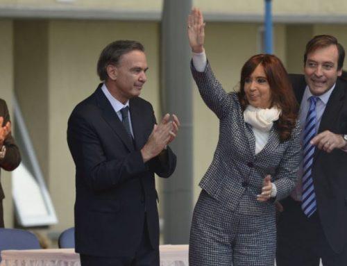 Pichetto, sobre Cristina Fernández de Kirchner: «Es obvio que durante la campaña la ocultaron»