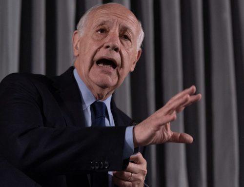 Advertencia de Lavagna: «hay que poner de pie la economía nacional, urgente»
