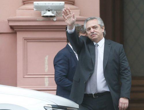 Fernández dijo que no va a pedir más dinero al FMI: «No voy a firmar acuerdos que no podemos cumplir como hizo Macri»