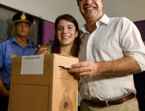 Capitanich será gobernador: ganó las elecciones en Chaco y evitó el balotaje
