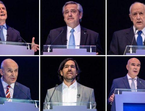 Con Macri mejor que Fernández y un Espert muy 'chicanero', se desarrolló el segundo debate presidencial