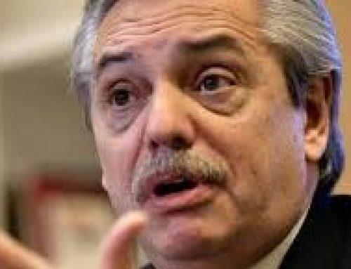 Alberto Fernández  dijo que el la clase media no tiene que pagar Bienes Personales sino «los de mayor ingreso»