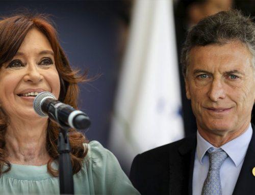Cristina Fernández volvió a decirle 'machirulo' a Macri por un chiste que hizo sobre las mujeres y la economía
