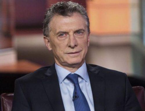 Macri promete seguir combatiendo el narcotráfico «pese a lo que digan»
