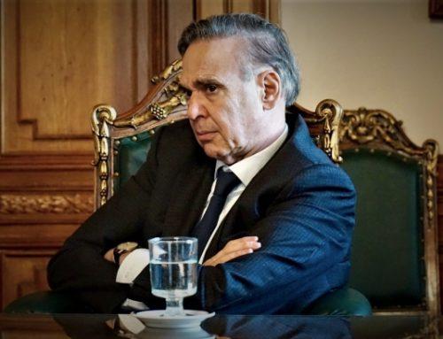 Pichetto: «El Congreso tiene que aparecer al lado del presidente»