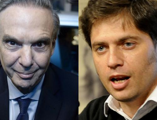 Kicillof y Pichetto enfrentados: 'Podría alentar a matar' vs. 'Tienen la orden de atacarme'