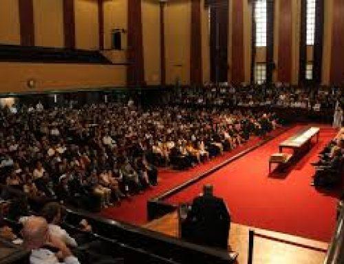 Un espacio emblemático de Buenos Aires, el escenario del debate presidencial de mañana