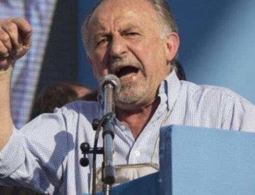 Hugo Yasky: «Es el momento de un consenso social para salir de la crisis»