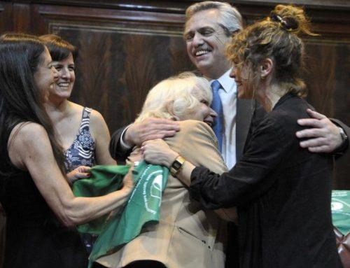 Alberto Fernández enviará un proyecto de ley al Congreso para despenalizar el aborto