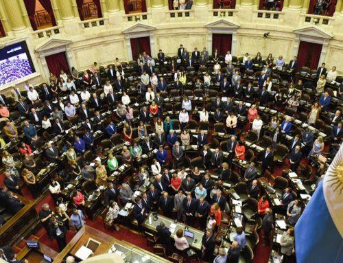 La Asamblea Legislativa proclamó la formula ganadora de las elecciones presidenciales