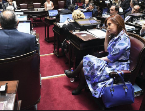 Rechazan planteo de Cristina Kirchner para apartar al camarista Martín Irurzun