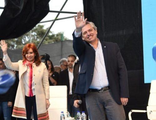 El Congreso proclamará hoy el triunfo de la fórmula Fernández-Fernández