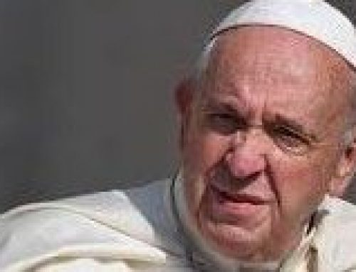 Francisco alertó sobre «la irracionalidad y la violencia que ocupan cargos de gobierno» . Carta de Francisco al Juez Roberto Gallardo