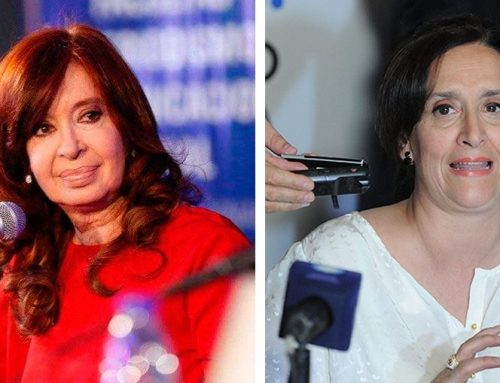 Gabriela y Cristina pulsean por quien toma la jura de Alberto Fernandez