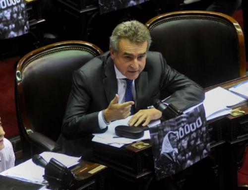Rossi adelantó un diciembre «muy intenso» en el Congreso para tratar leyes prioritarias
