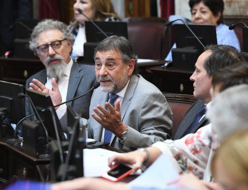 El Senado sancionó el repudió al golpe en Bolivia con ayuda de Cambiemos en el quórum