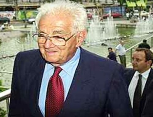 Murió Luis Medina Allende