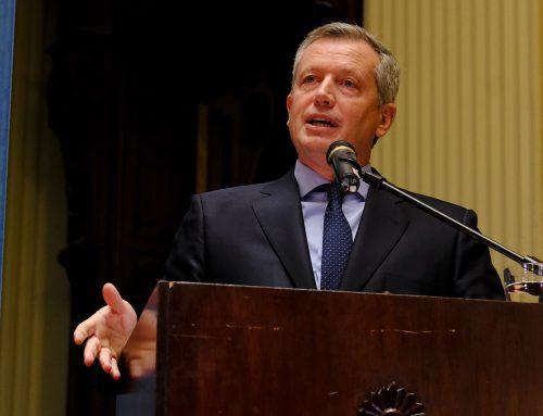 Monzó se despidió de Diputados: «No pudimos cerrar la grieta pero estoy para colaborar con el próximo gobierno»