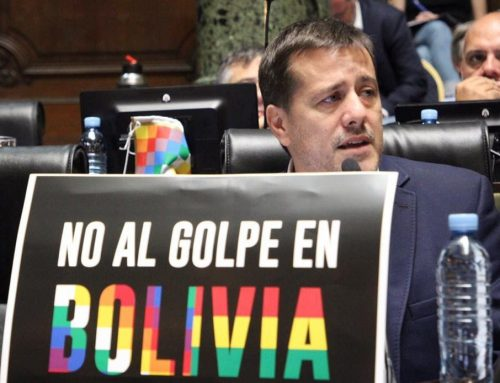 """Recalde sobre la ampliación presupuestaria: """"Larreta está haciendo lo que prometió Macri si ganaba, ir por el mismo camino pero más rápido"""""""