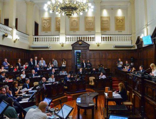 Los parlamentos provinciales mantuvieron la actividad con videoconferencias o reuniones para pocos